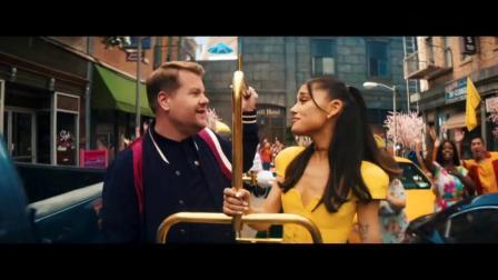 James Corden、Ariana Grande、marissa jaret winokur - No Lockdowns Anymore