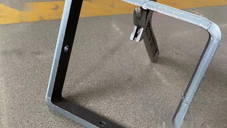 海目星MP6035重型大管径激光切管机—碳钢200大方管切割