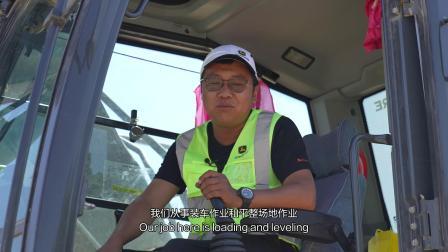 迪尔客户说:新疆大佬们为何都选约翰迪尔挖掘机?