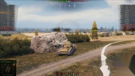 坦克世界  8金鬼畜TDWZ120G与酒瓶子中坦直懵比