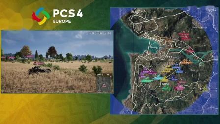 【绝地求生PUBG】 20210614_PCS4洲际赛 _欧洲赛区_MATCH 4_EXN Win