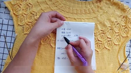 珍珍编织圆舞曲毛衣有详细视频教程