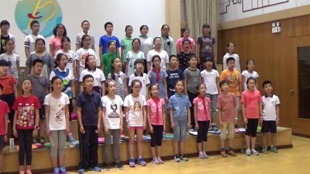 女(童)声合唱《天之大》陈一新改编,王娜指挥,北京灯市口小学小金帆合唱团演唱,20170609