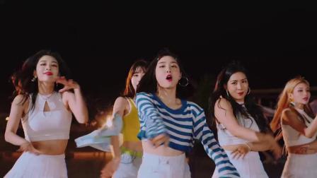 韩国女团组合Brave Girls新曲《Chi Mat Ba Ram》MV