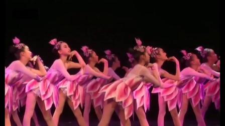少儿舞蹈比赛 唯美题材 少儿群舞 649作品