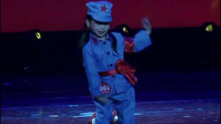 原创幼儿 独舞 幼儿舞蹈比赛 015作品