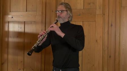 法国Loree劳瑞皇家级双簧管演奏