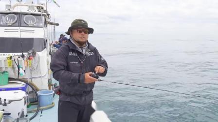海钓视频 daiwa 船钓慢摇青物和真鲷 船钓视频