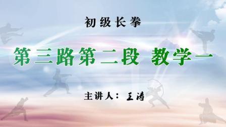 初级长拳第三路_第二段_(1)