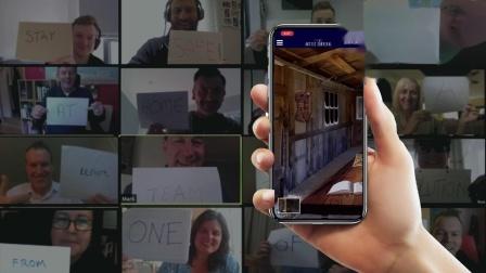 北極生存大逃亡 - 虚拟线上团建活动方案