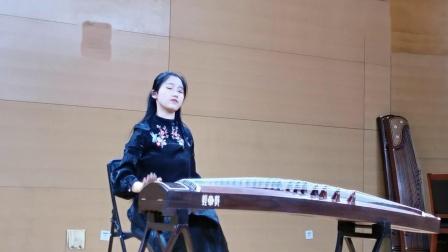 《大武》完整版古筝公主吴振英中国汉服春晚汉服复兴30周年专辑