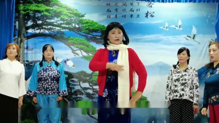 豫剧《江姐》选段  不要用眼泪告别   刘永勤 表演