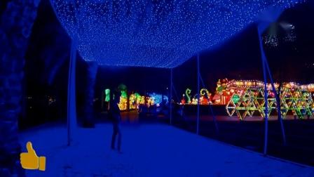 Dubai Garden Glow 2021 720p