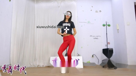 秀舞时代 小敏 Apink LUV 舞蹈 5