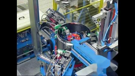 洗衣机全自动生产线