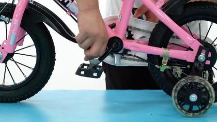 脚踏板和座椅安装方式
