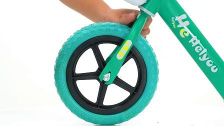 儿童平衡车安装视频