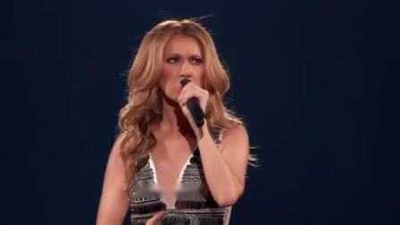英语精灵守护您-Céline Dion - All By Myself (Live in Boston, 2008)