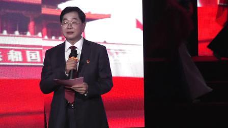 上饶老年大学表演时装走秀《花开中国》2021,6,22