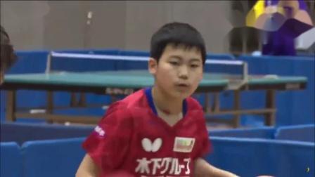 2021年日本亚锦赛选拔赛_吉村和弘vs松岛辉空