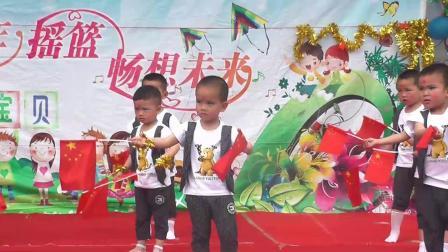 童欢022歌唱祖国