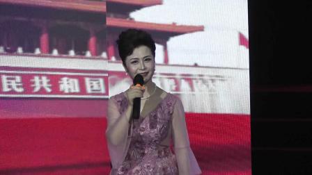上饶老年大学越剧团表演《越剧联唱》2021,6,22