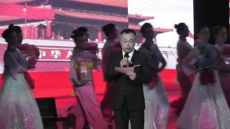上饶老年大学舞蹈团表演舞蹈《党是心中的点灯人》2021,6,22