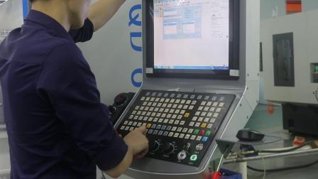 千岛智能QD680数控工具磨床加工螺纹铣刀