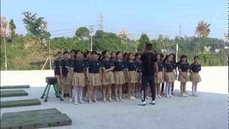 嘉陵区李渡小学课堂大练兵-五年级体育下册《跳跃》-杜敏