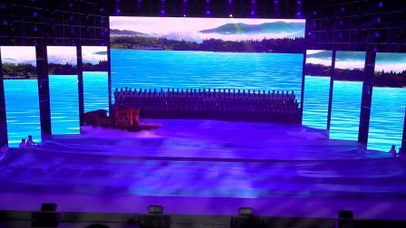 运城市庆祝建党100周年群众文艺演出  女生独唱:南湖的船党的摇篮