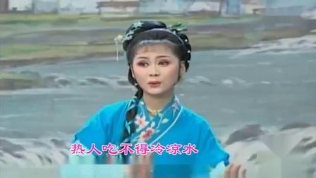 黄梅戏《蓝桥会》选段(音配像 清雨 开心水中游)