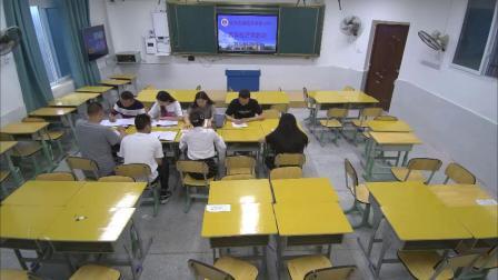嘉陵区李渡小学课堂大练兵评课:《地震中的自救》(何小强)