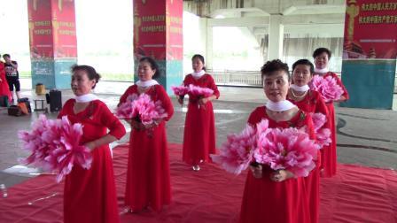《我们的中国梦》杨泽云等临汾市说唱艺术团七一演唱会20210623