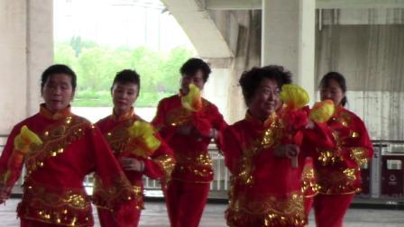 《红红的日子》杨泽云等临汾市说唱艺术团七一演唱会20210623