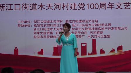 木天河庆祝建党100周年