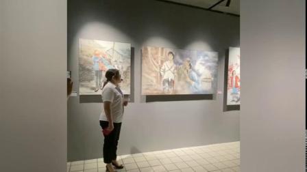 巴彦县庆祝建党100周年书画展