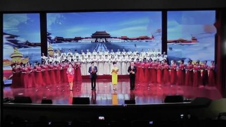 上饶老年大学百人配乐诗朗诵《可爱的中国》2021,6,22