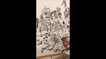 【金政基】绘画集(5)(002)