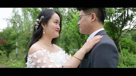 花嫁2021.5.18毕柳华&袁粮钫婚礼预告