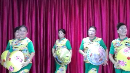 舞蹈:水墨漓江美(表演者 :朱雪华、蔡华、钟义秀、穆诗红等)
