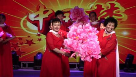 舞蹈《我们的中国梦》杨泽云等临汾市春之声合唱艺术团庆七一联欢会20210626