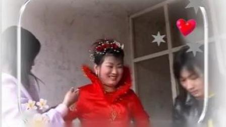 高尧祺和孟雅俊新婚庆典实况