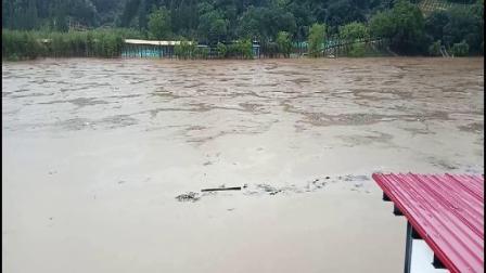 今天上饶涨大水2021,6,28