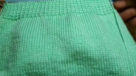 小金鱼宝宝衣服的编织方法 温暖你心毛线总店婴儿毛衣织法
