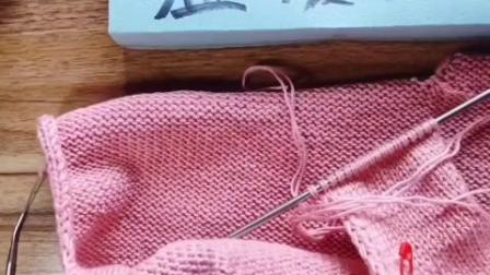 假两件连帽卫衣宝宝衣服的编织方法温暖你心毛线总店