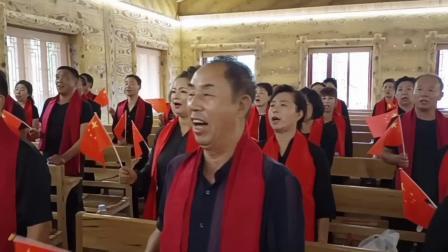 庆祝中国共产党建党100周年(献上两首红歌)2021.6.29
