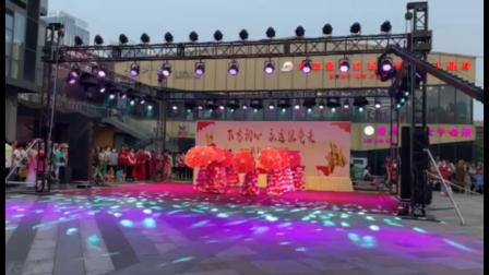 开场舞《祖国你好》北京建帮华庭社区庆七一文艺晚会