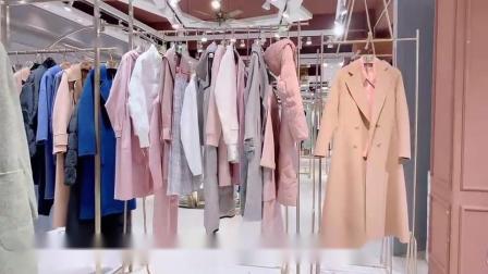 货源市场女装帕佳妮冬批发,柯罗蒂亚女装安姬奥连衣裙分份,视频看货