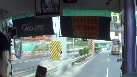 汽车前往机场、南宁方向