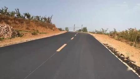 高马公路范殷(范家沟-殷桥)段6月29日建成通车